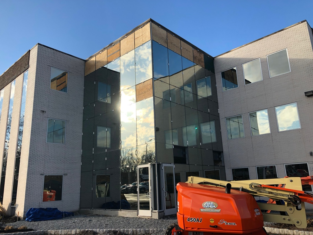 Atrium (Construction Progress)